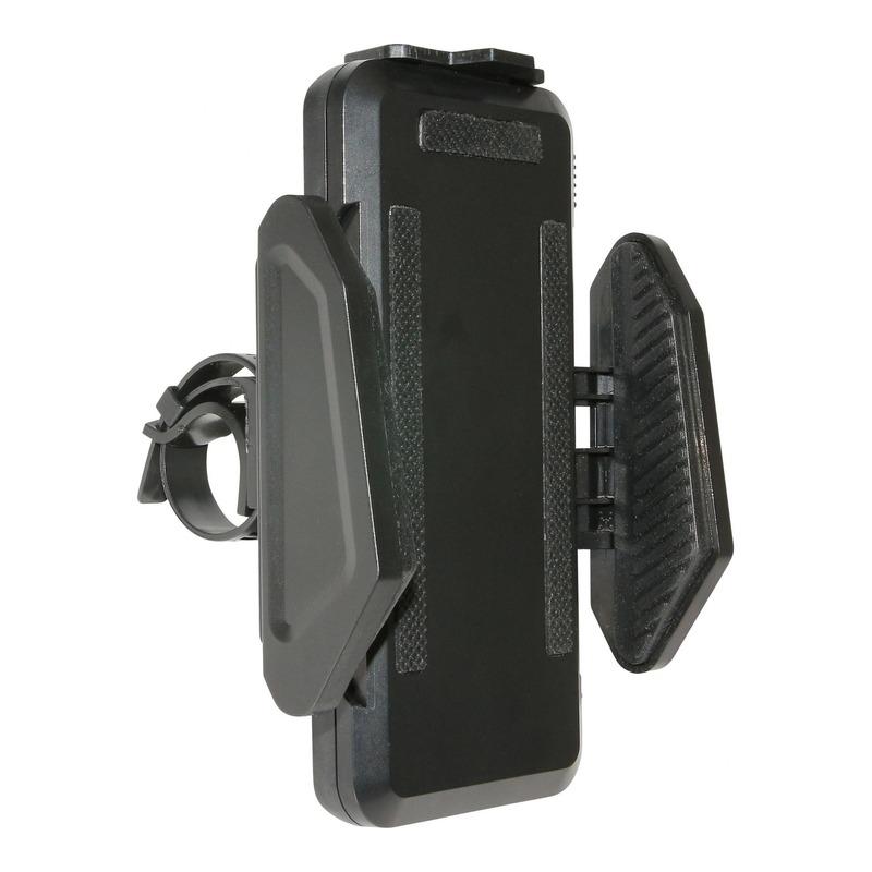 Support smartphone vélo PAP1 noir