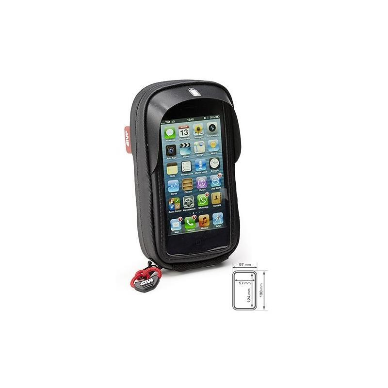 Support téléphone universel Givi pour iPhone 4/5