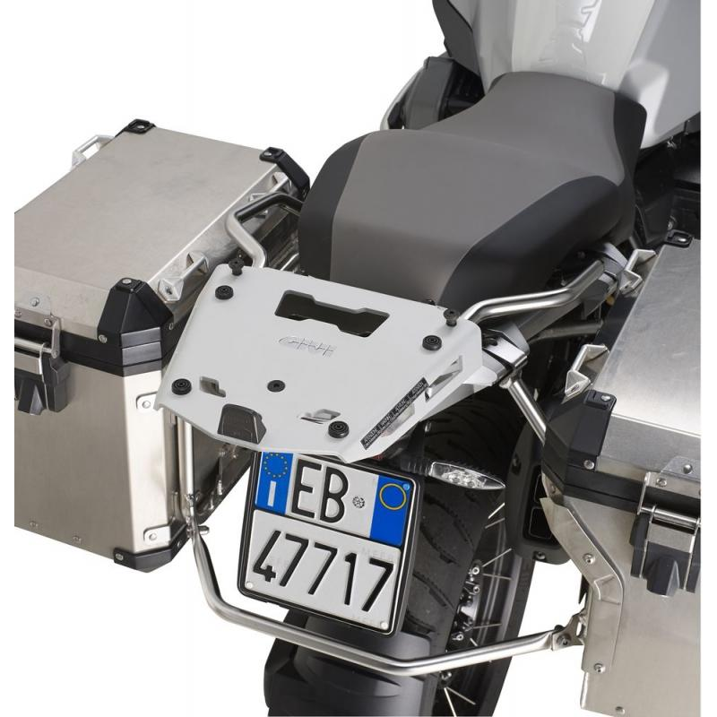 Support top case Givi alu Bmw R 1200 GS Adventure 14-19