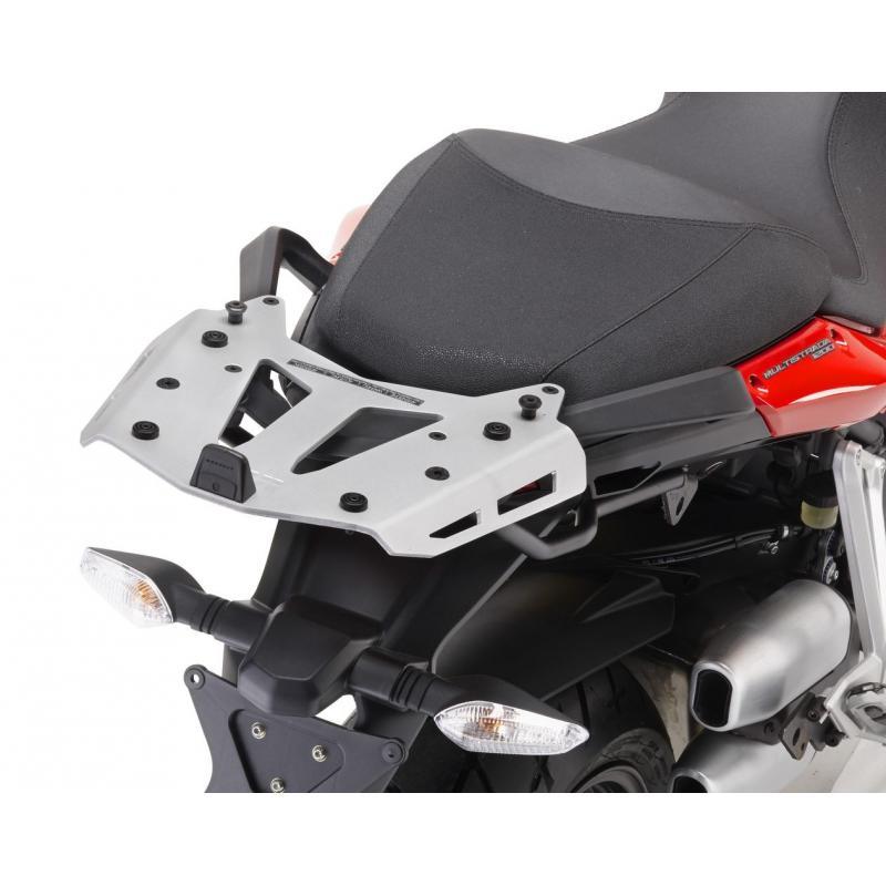 Support top case Givi alu Ducati Multistrada 1200 10-12