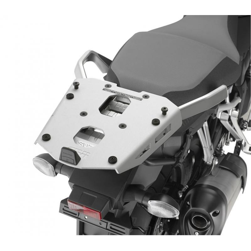 Support top case Givi alu Suzuki DL 1000 V-Strom 14-
