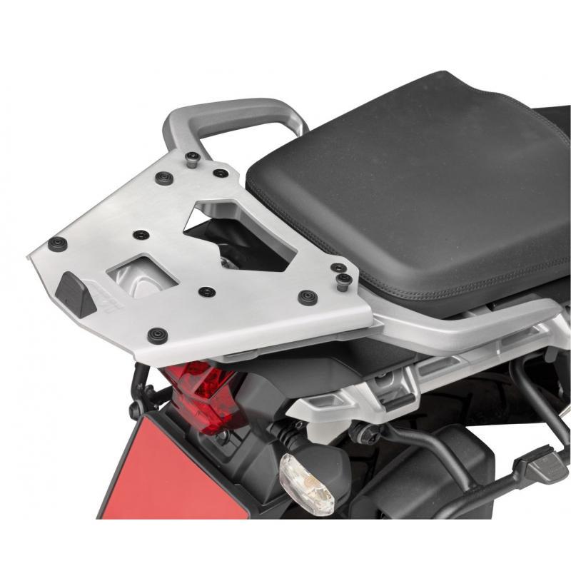 Support top case Givi alu Triumph Tiger Explorer 1200 12-17