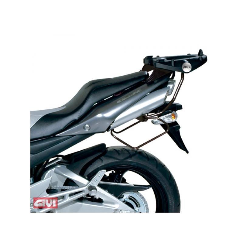 Support top case Givi Monolock Suzuki GSR 600 06-11
