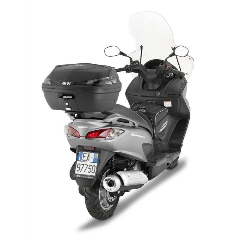 Support top case Givi Suzuki Burgman 125-200 2006-