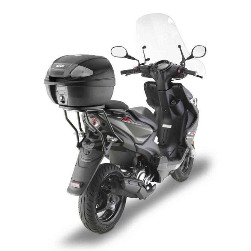 Support top case Givi Yamaha Aerox R 50 13-14