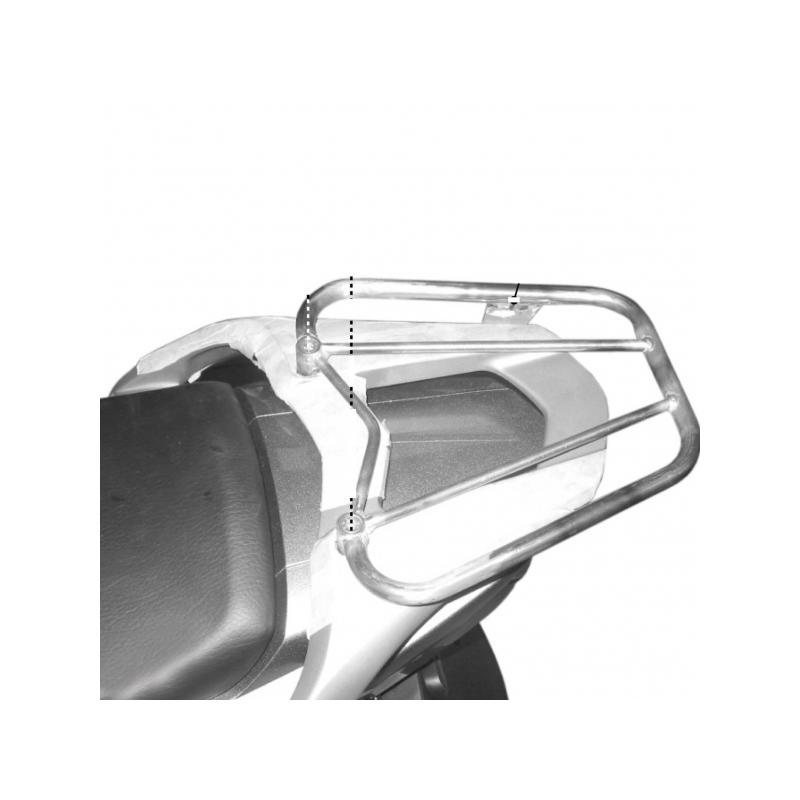 Support top case Givi Yamaha TDM 900 02-14