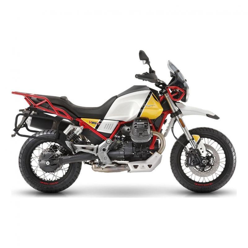 Supports de valises latérales Shad 4P System Moto Guzzi V85TT 19-20