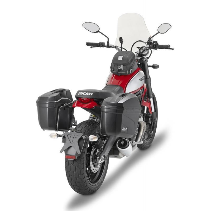 Supports pour valises latérales Givi Ducati Scrambler 800 15-18