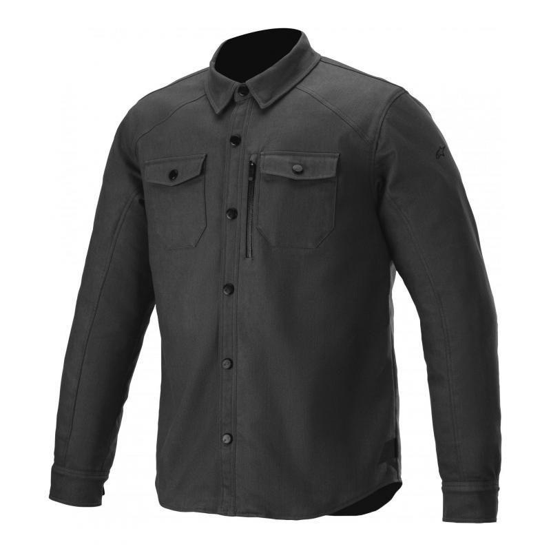 Sur-chemise Alpinestars Newman noir