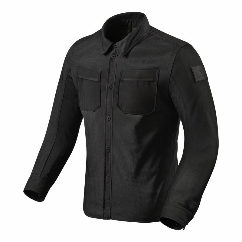 Sur-chemise Rev'it Tracer Air noir