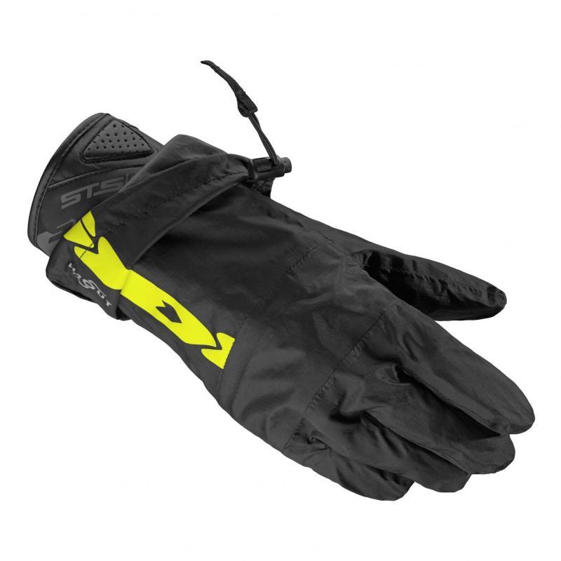 Sur-gants Spidi Overgloves jaune fluo
