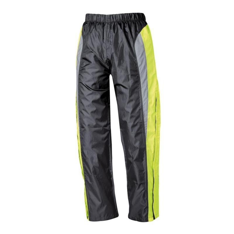 Sur-pantalon Held TEMPEST noir/jaune fluo