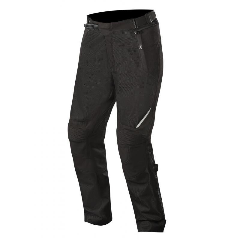 Sur-pantalon textile Alpinestars Wake Air noir