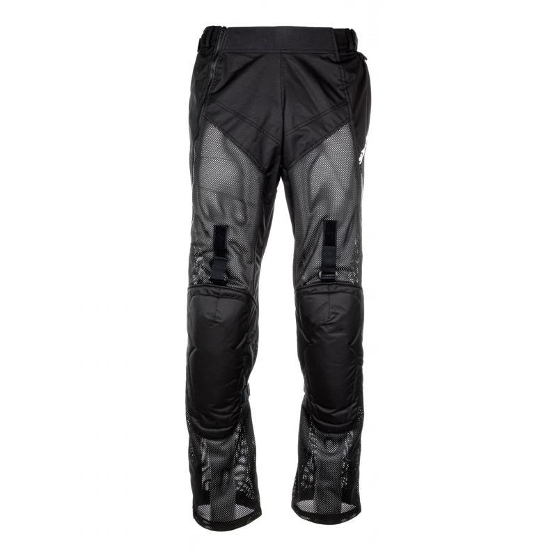 Sur pantalon textile Spidi MESH LEG noir