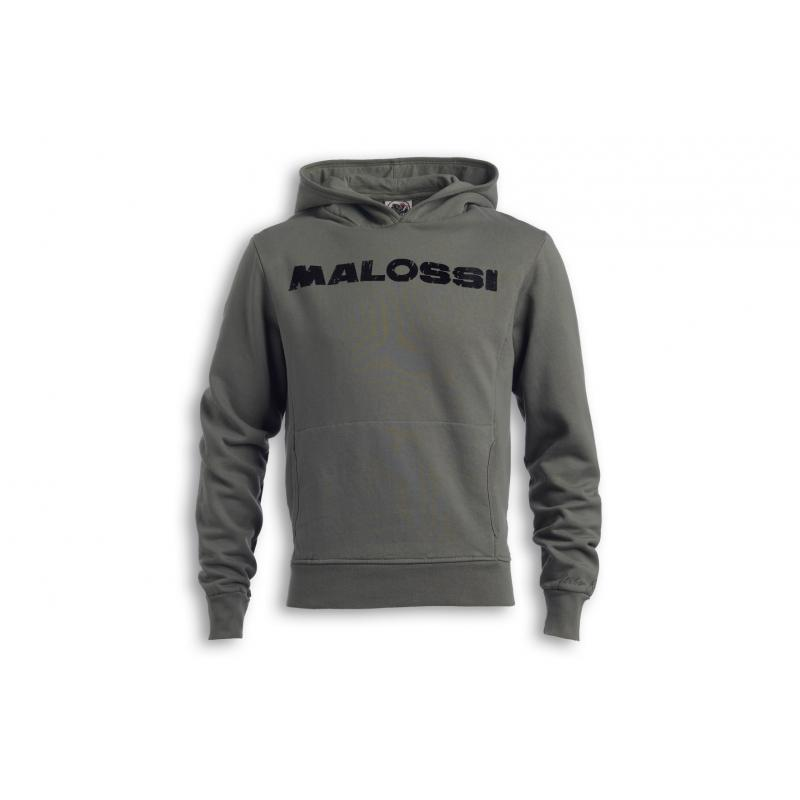 Sweat Malossi Pole position vert