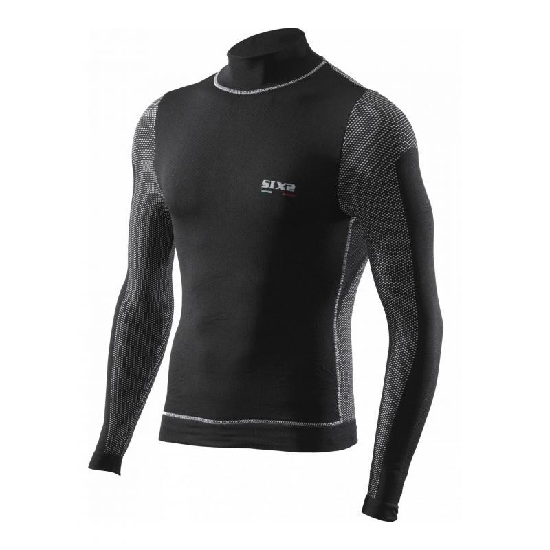 T-Shirt coupe-vent Sixs TS4 carbon black