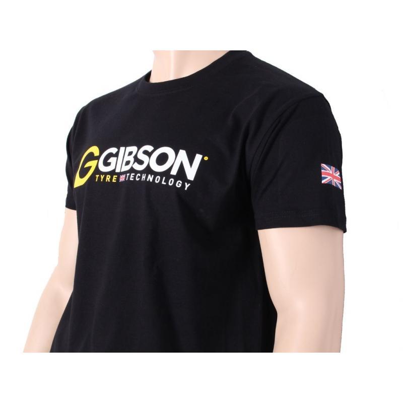 T-Shirt Gibson noir