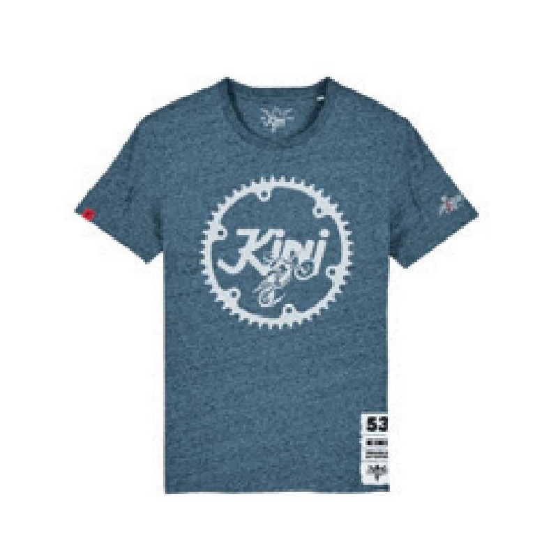 T-shirt Kini Red Bull Ritzel bleu chiné