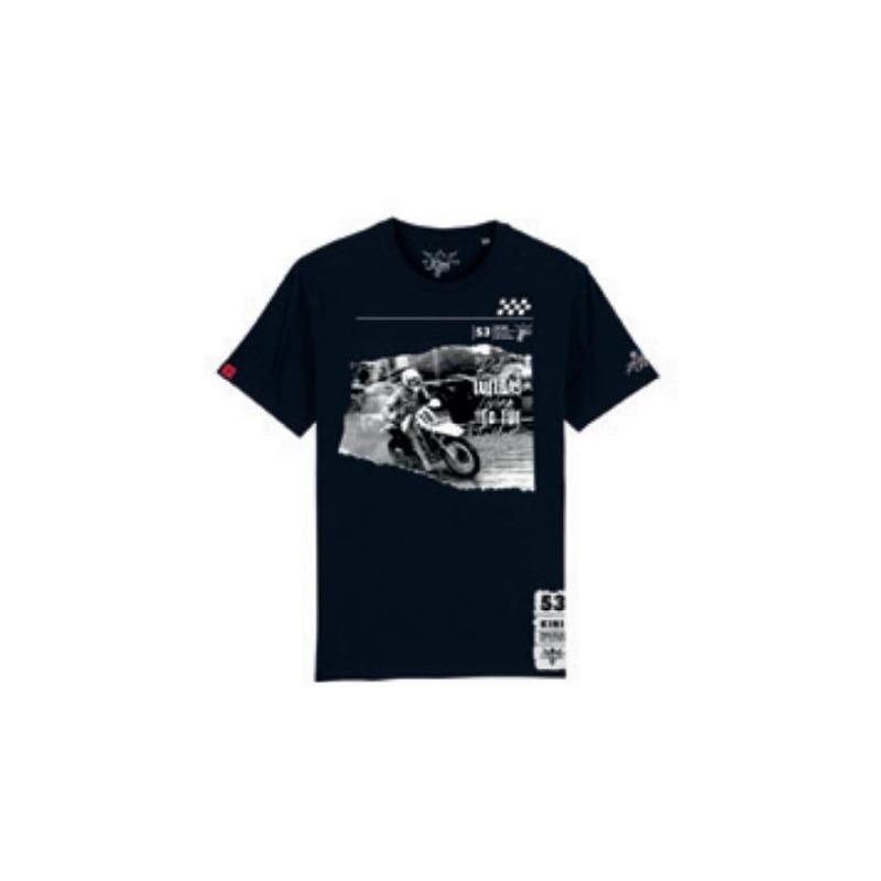 T-shirt Kini Red Bull Trophy bleu nuit