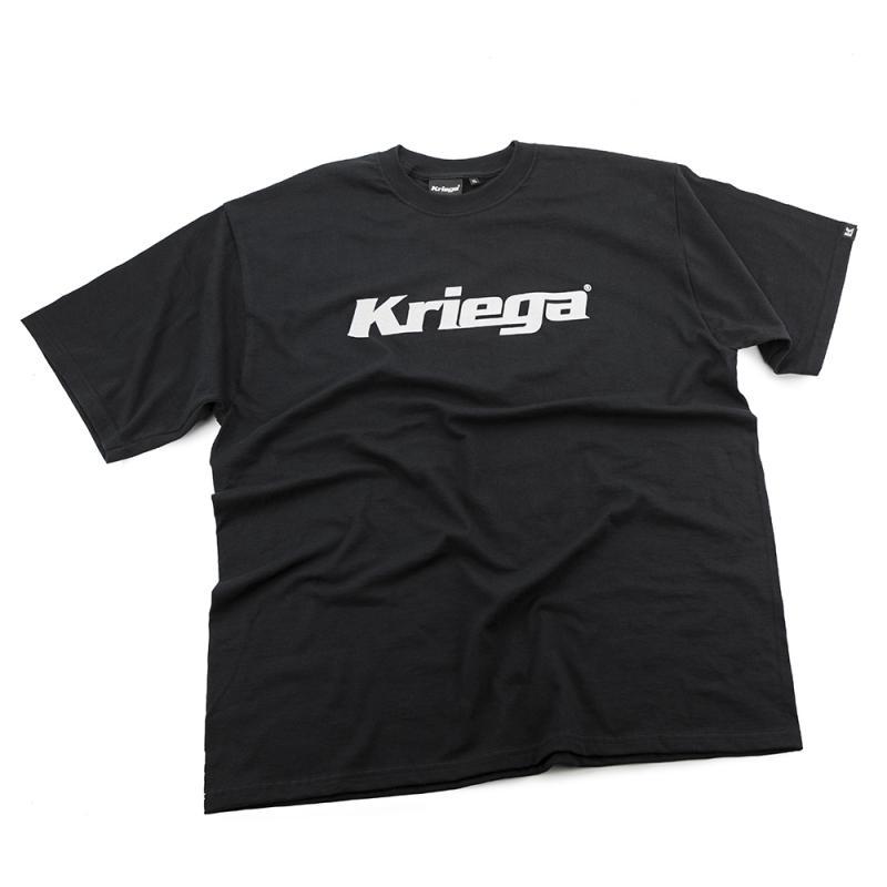 T-Shirt Kriega noir