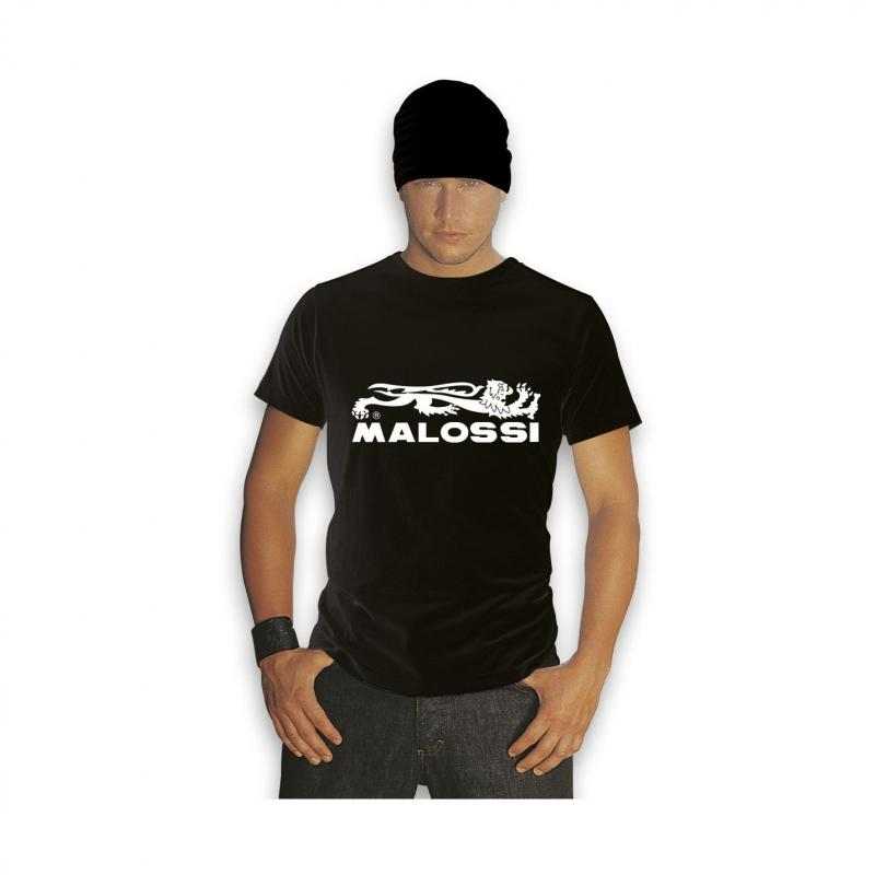 T-shirt Malossi Top noir