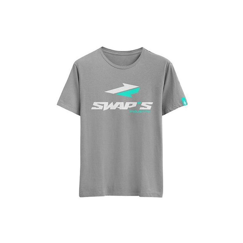 T-shirt Swaps gris