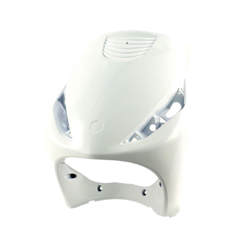 Tablier Avant adaptable Zip 50 2t Air Blanc