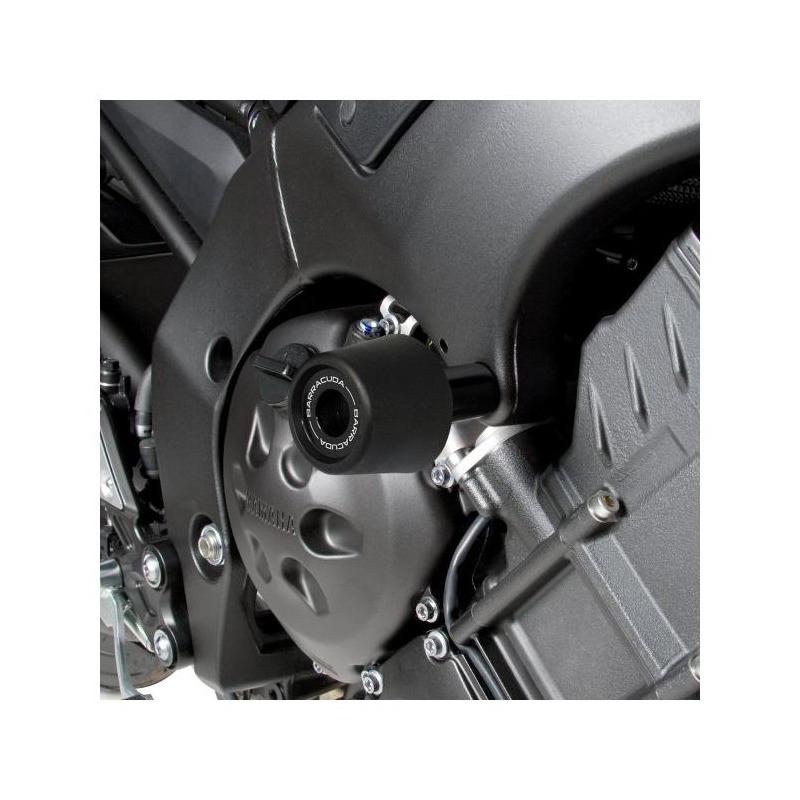 Tampons de protection Barracuda Yamaha FZ8 N 10-17