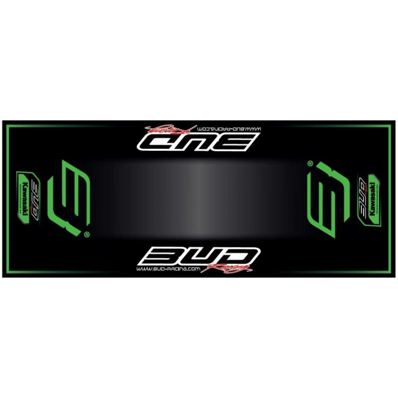 Tapis environnemental Bud Racing Team Bud/Kawasaki