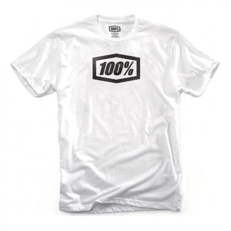 Tee-shirt 100% Essential blanc