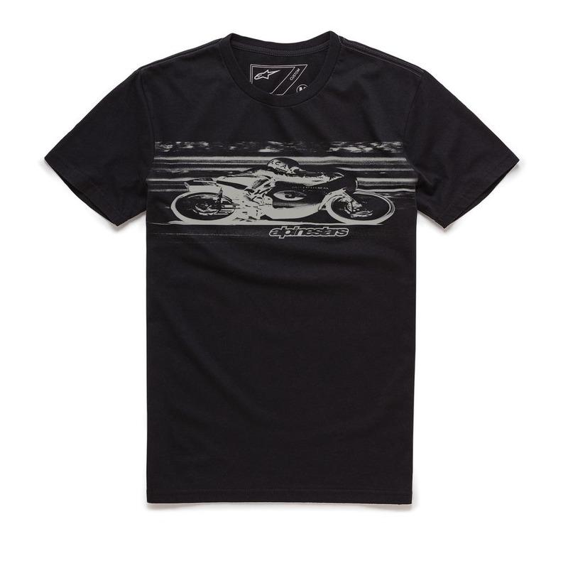 Tee-shirt Alpinestars Band noir