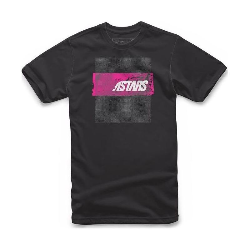 Tee-shirt Alpinestars Sonic noir