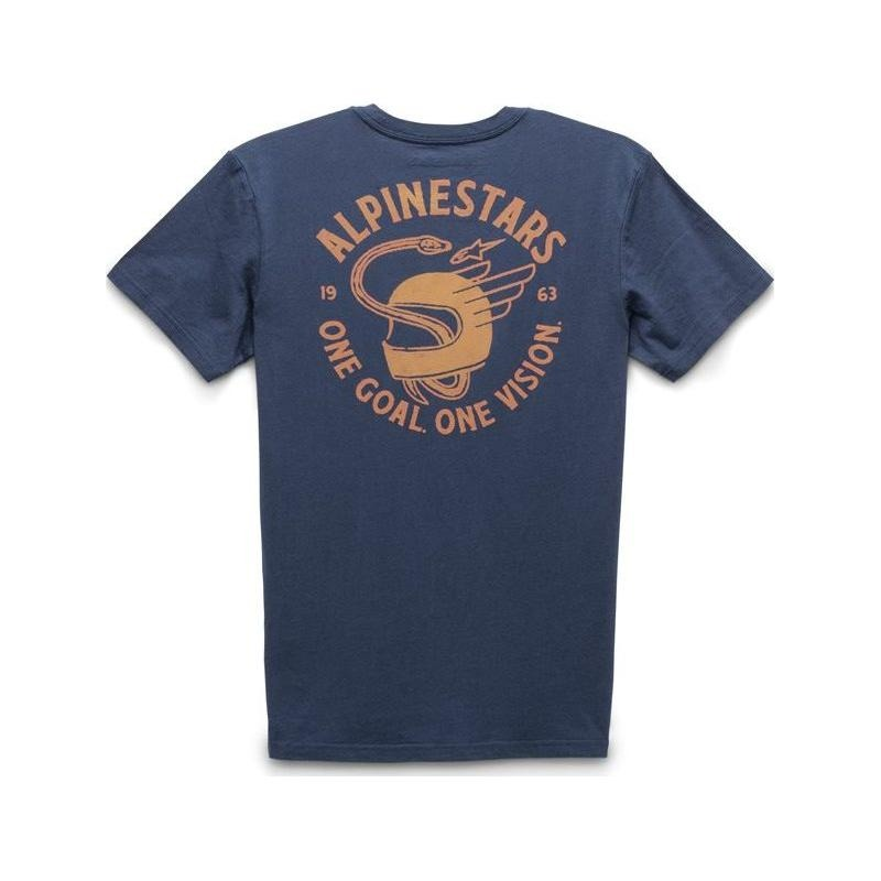 Tee-shirt Alpinestars Spirited navy