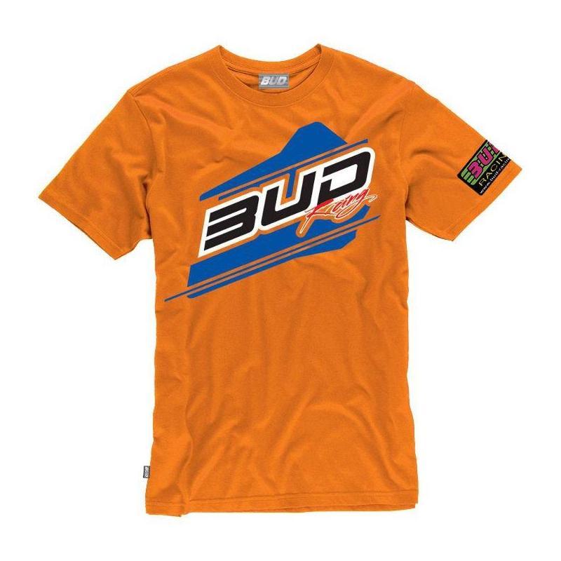 Tee-shirt Bud Racing Jump orange