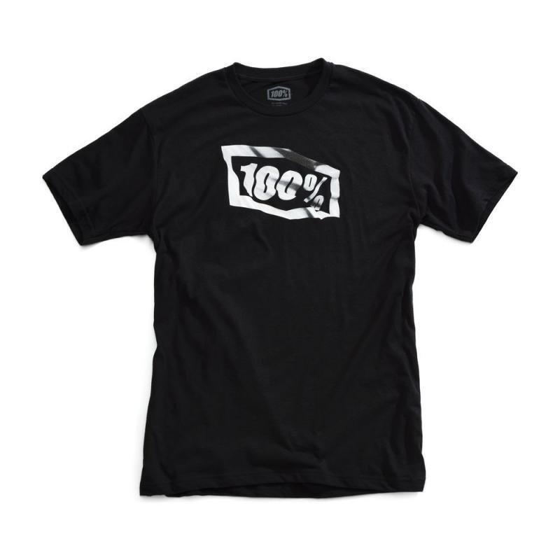 Tee shirt enfant 100% Flag noir