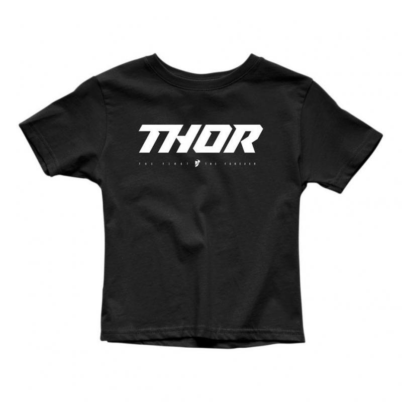 Tee-shirt enfant fille Thor Loud 2 noir