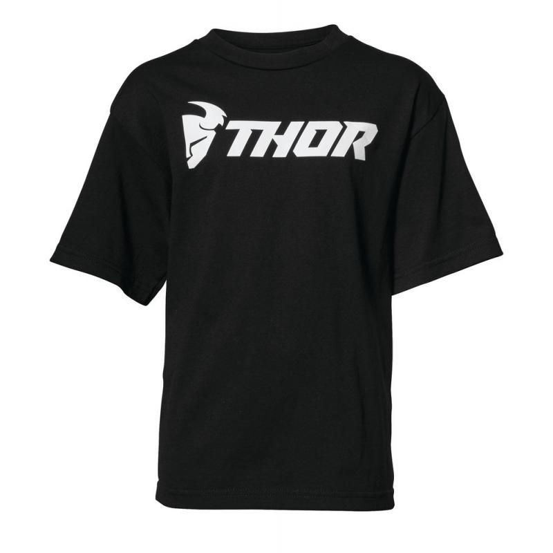 Tee shirt enfant Thor Loud noir