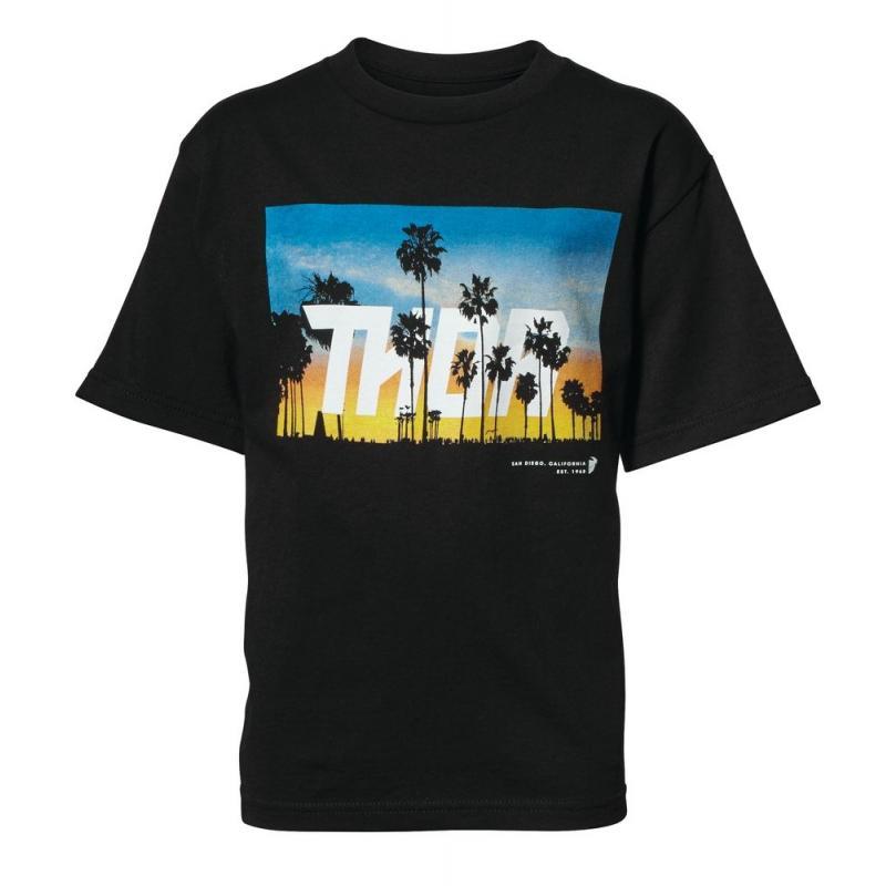 Tee shirt enfant Thor San Diego noir