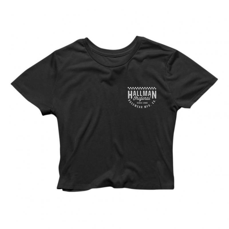 Tee-shirt femme Thor Hallman Tracker noir