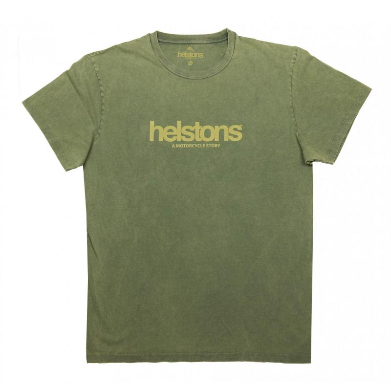 Tee-shirt Helstons Corporate kaki