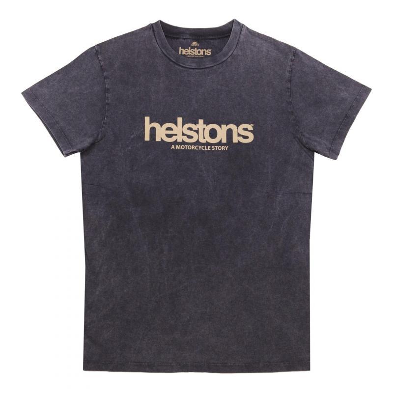 Tee-shirt Helstons Corporate noir
