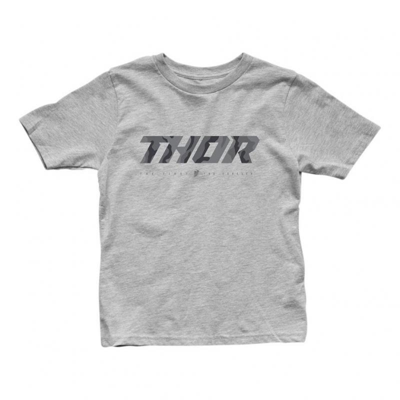 Tee-shirt junior Thor Loud 2 gris/camo