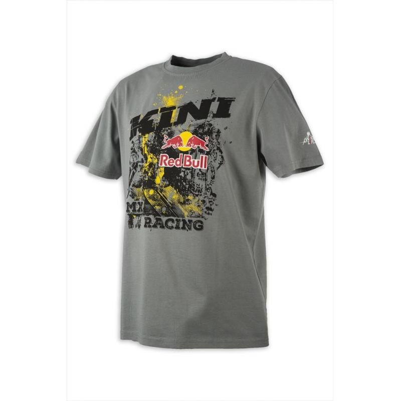 Tee-shirt Kini Red Bull Underworld gris