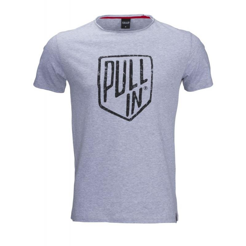 Tee-shirt Pull-in gris