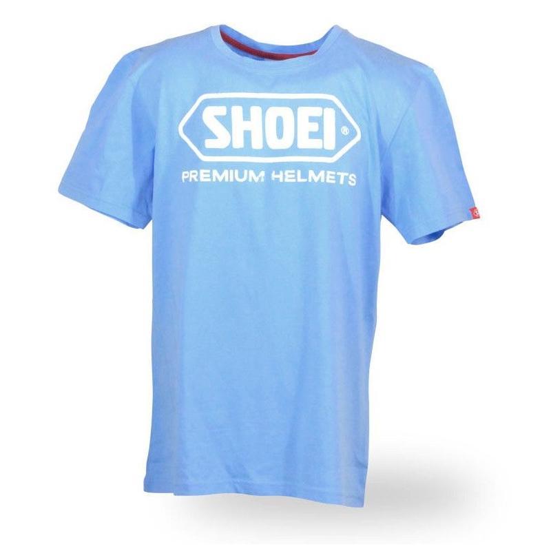 Tee shirt Shoei bleu