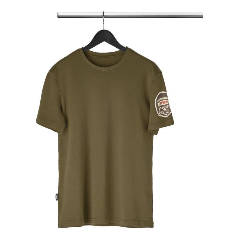 Tee-shirt Spidi ORIGINALS vert