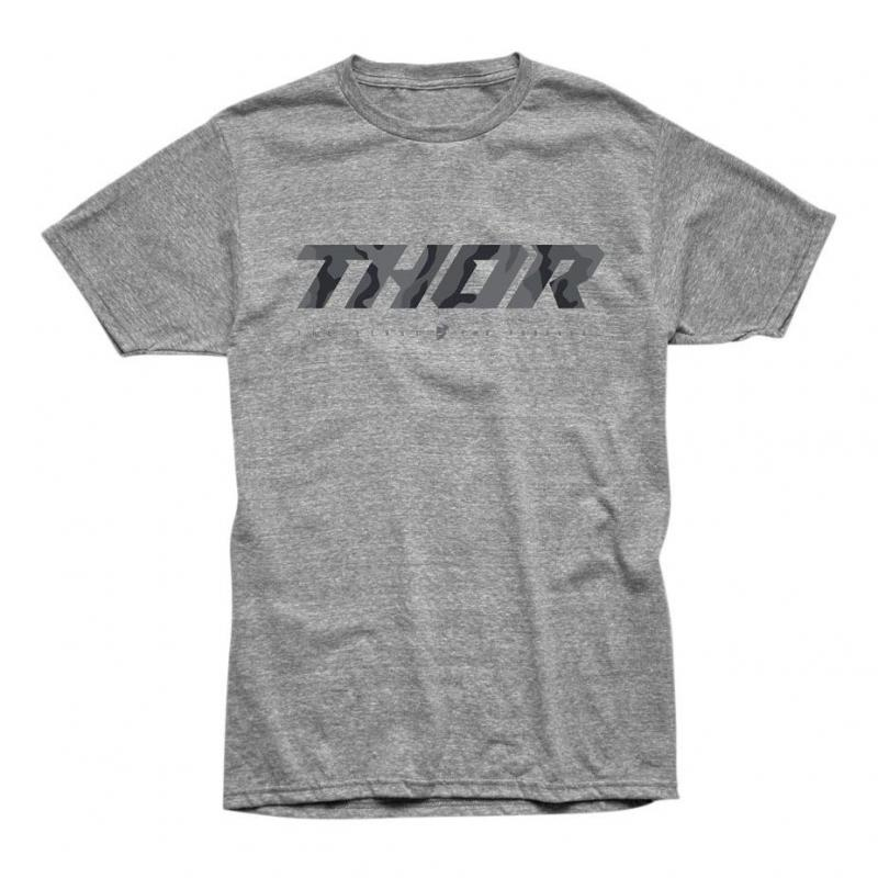 Tee-shirt Thor Loud 2 gris/camo