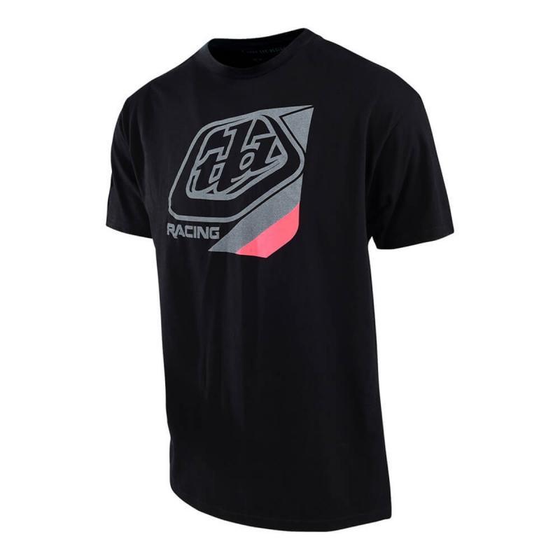 Tee-shirt Troy Lee Designs Precision noir
