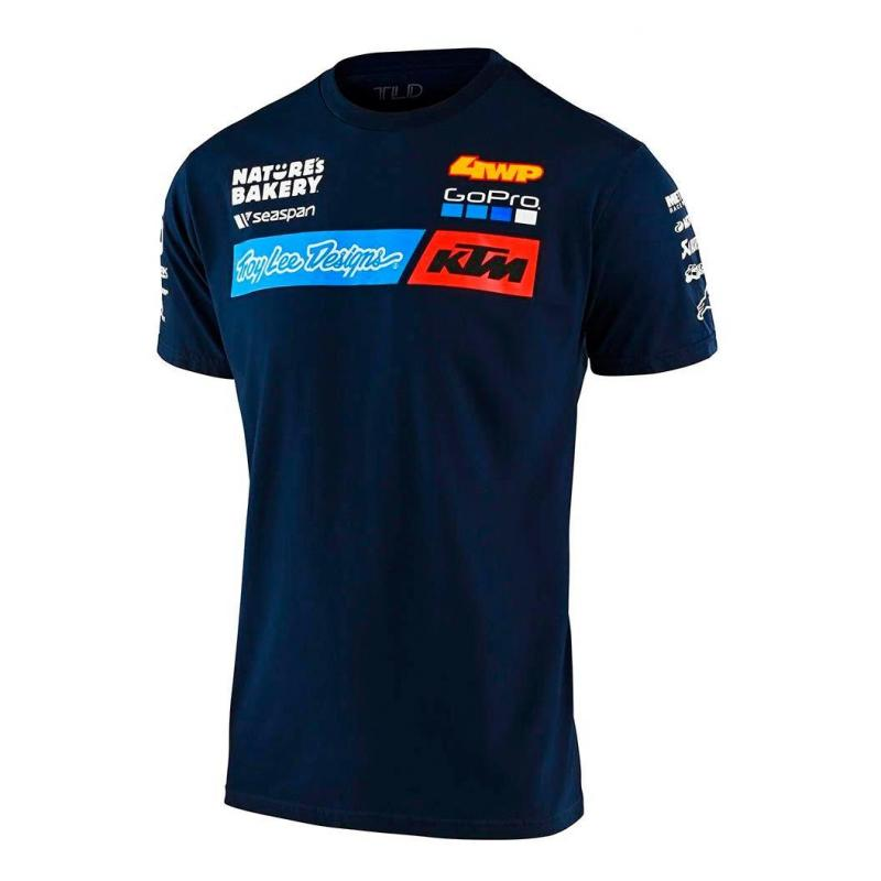 Tee-shirt Troy Lee Designs Team KTM 2020 navy