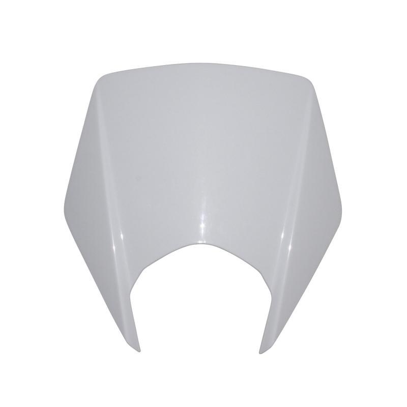 Tête de fourche 1Tek Origine blanc brillant Derbi Senda DRD 2011-